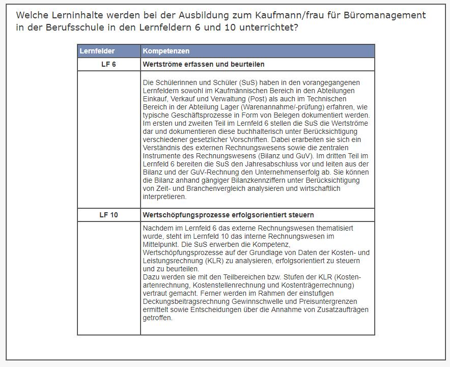 Rechnungswesenksk Louise Schroeder Schule