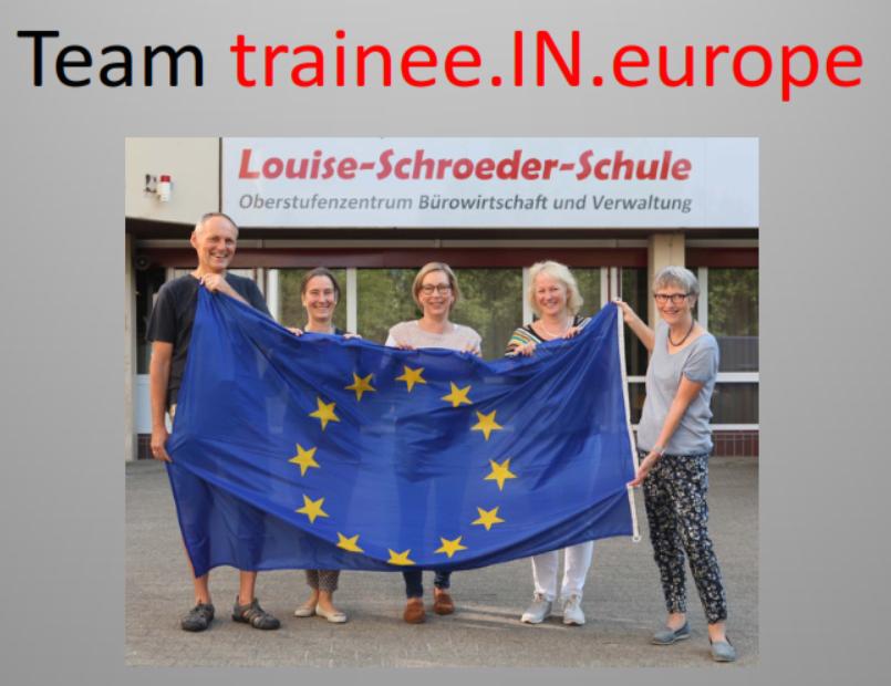 Team trainee.IN.europe