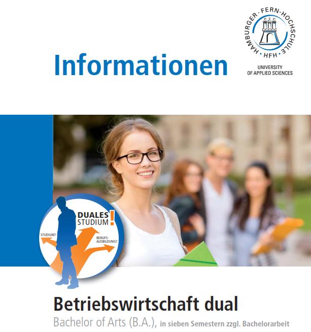 """""""Betriebswirtschaft dual"""" ..."""